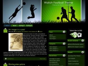watch soccer