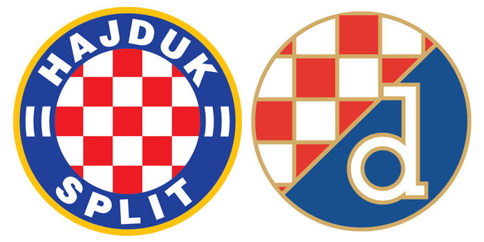 Дерби Хайдук «Динамо» Загреб