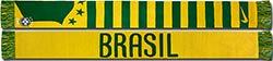 Шарф сборной Бразилии