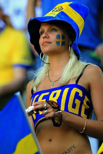 Swedish fans 1