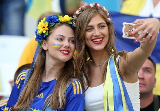 Ukraine girls 4