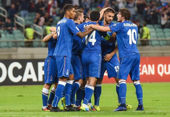 Азербайджан ставка футбол