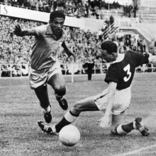 19 июня 1958 года. Бразилия