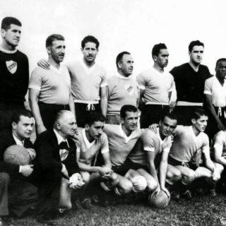 Чемпионат мира по футболу в Бразилии 1950 года