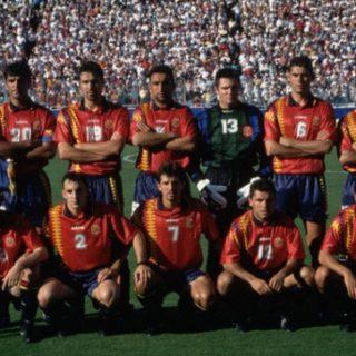 Сборная Испании на ЧМ-1994