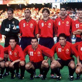 Сборная Испании на ЧМ-1998