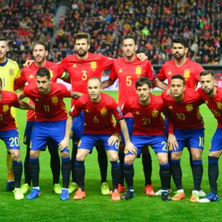 Сборная Испании на ЧМ 2018