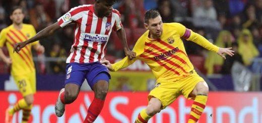 Прогноз на матч Барселона - Атлетико 30 июня 2020