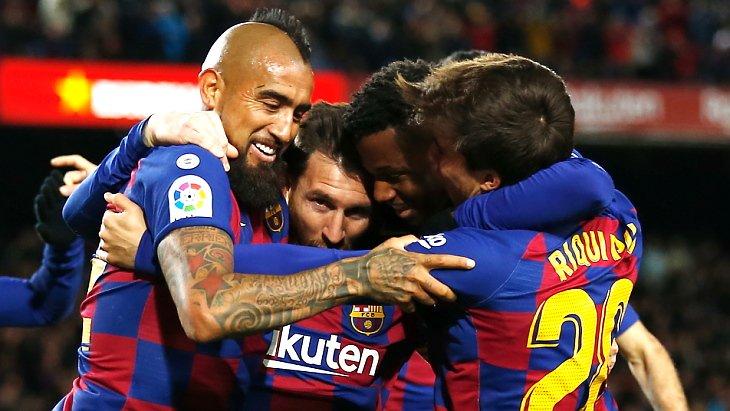 Прогноз на матч Барселона - Леганес 16 июня 2020 года
