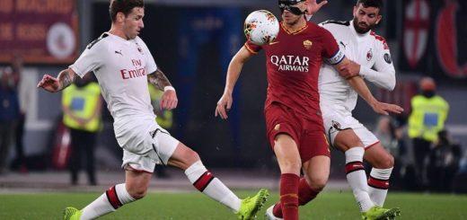 Прогноз на матч Милан - Рома 28.06.20