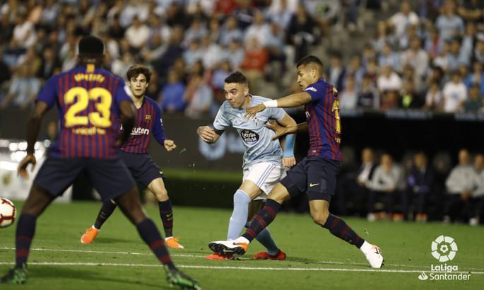 Прогноз на матч Сельта - Барселона 27 июня 2020