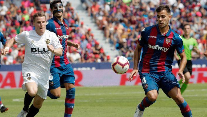 Прогноз на матч Валенсия - Леванте