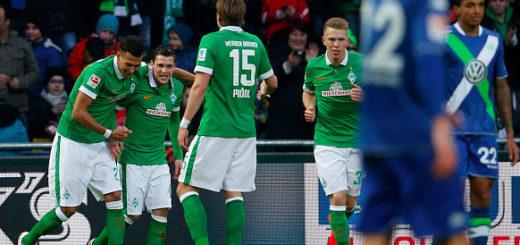 Прогноз на матч Вердер - Вольфсбург