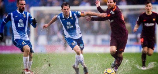 Прогноз на матч Барселона - Эспаньол 8 июля 2020